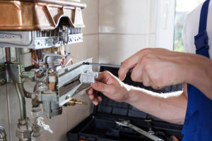 picture of a boiler repair and servicing